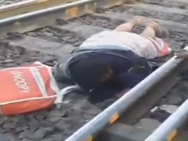 Lucky survivor: Woman gets run over by train in Purulia, lives to tell the story