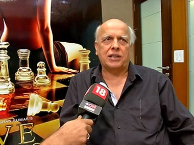 In this age of social media, nothing that cinema does will shock, says Mahesh Bhatt