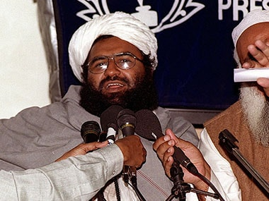 File image of Masood Azhar. AFP
