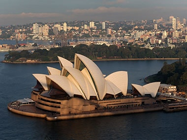 Sydney Opera House. Getty Image