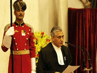 Can anyone walk into your office and ask you to file PIL? CJI Thakur asks 'crusader' Prashant Bhushan/ Pic courtesy CNNIBN
