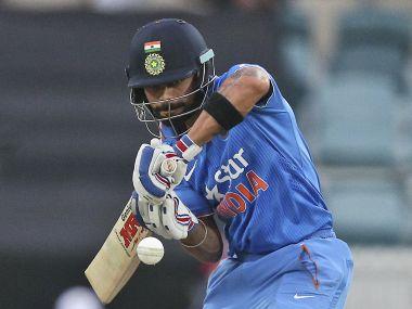 File photo of Virat Kohli. AP