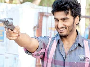 Arjun Kapoor doesnt want to watch Neerja because hes afraid of losing a loved one