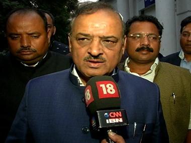 OP Sharma. CNN-News18