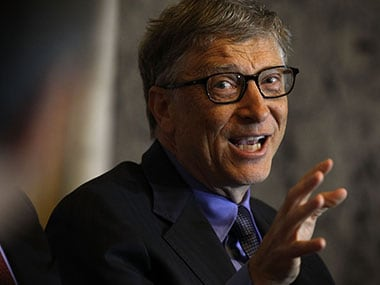 Demonetisation a bold move to curb shadow economy: Bill Gates
