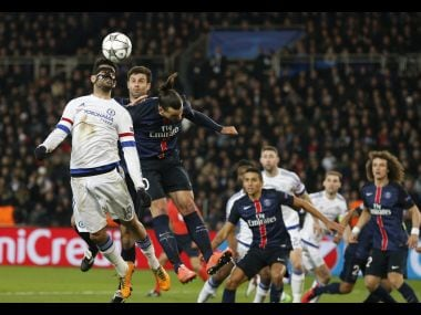 Champions League: Advantage Paris Saint-Germain after 2-1 win over Chelsea, Benfica pip Zenit 1-0
