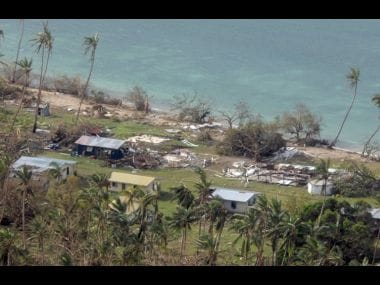 Cyclone Winston: India to send 40 tonnes of aid including medicines, tents and food to Fiji