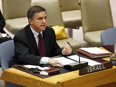 Ambassador Daniel Carmon. Reuters
