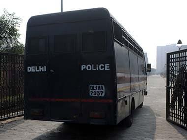 Delhi police. File photo. AFP