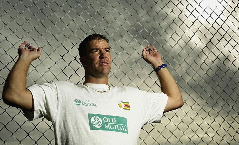 Interview: Heath Streak on Sachins demolition of Olonga to Zimbabwes Flower-ing era and beyond