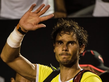 Nadal suffers another defeat on clay in Rio Open semis, promises to work harder in future