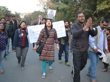 Dissent is our right: Kashmir University students express solidarity with JNU students, SAR Geelani