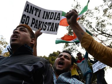 Sedition debate: JNU crackdown is a ploy by BJP to divert attention from paralysis of governance
