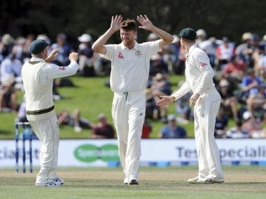 Christchurch Test: Commanding Australia need 131 runs for victory and world number one ranking