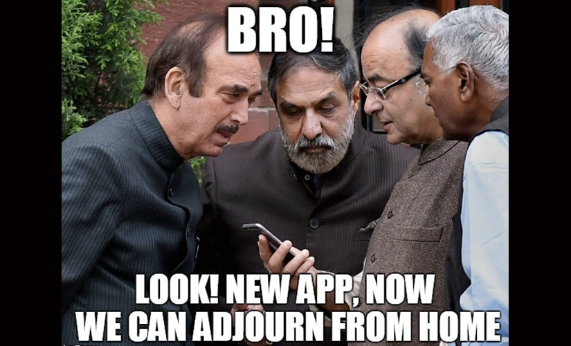 From adjournment apps to Candy Crush: Heres what Jaitley and his bros are really talking about