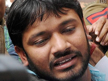Kanhaiya Kumars kin meet him at Tihar jail, convey his mothers message to not worry