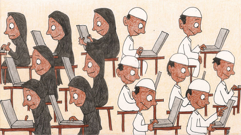 The madrassa series: Misogyny and outdated mores pervade north India's centres of Islamic learning, but reform is creeping up on them