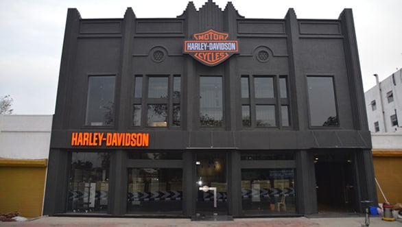 Harley Davidson India Opens Merchandise Showroom At Mumbai