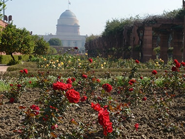 Mughal Gardens File Photo Reuters