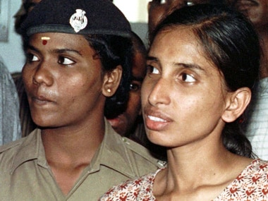 Rajiv Gandhi case convict Nalini Sriharan gets 12-hour parole for last rites of father
