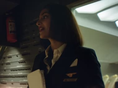 We got exclusive rights to make this film, says director Ram Madhvani on Neerja