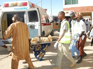 Two female bombers attack refugee camp in Nigeria, kill 58