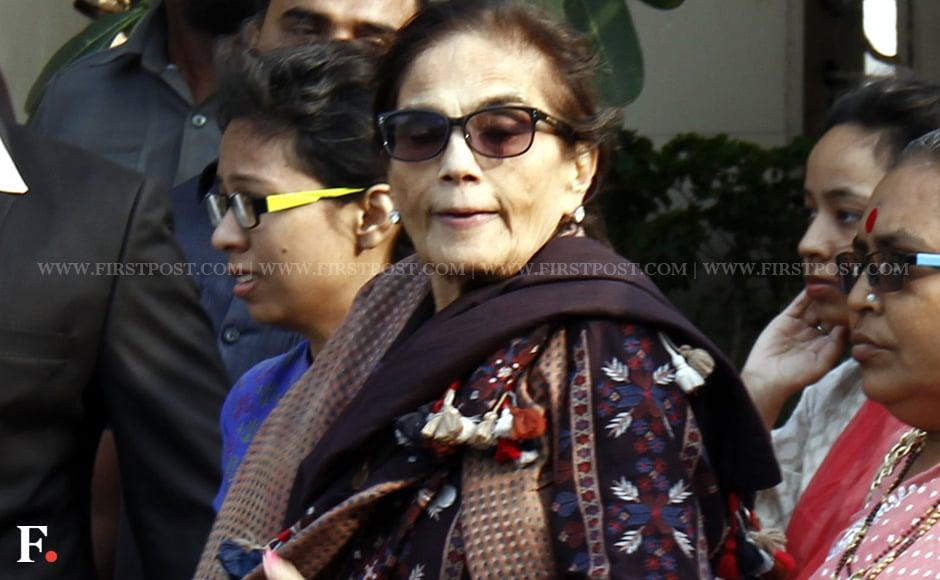 Salman's-mother