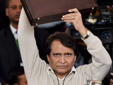 Rail Budget 2016: Suresh Prabhu makes a radical departure from the past, in form and substance