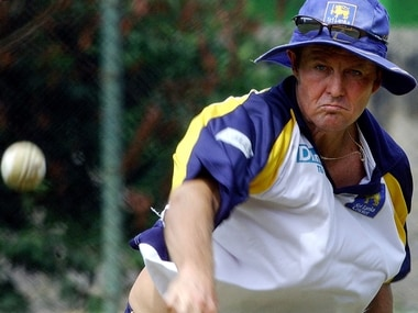 A file picture of Trevor Penney. AFP