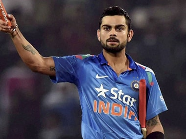 Handling ourselves off the field will be crucial during World T20, says Virat Kohli