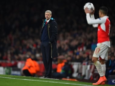 UEFA Champions League: Arsenal fought Barca valiantly but Wenger needed a better striker than Giroud