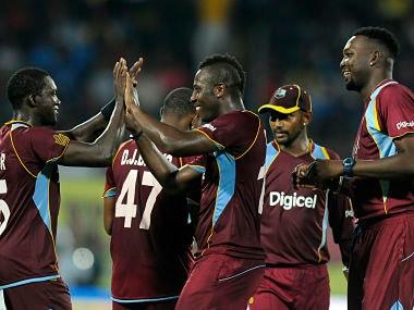 File photo of West Indies team. Sportzpics/ BCCI