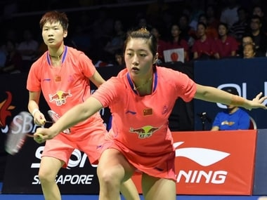 Chinese badminton star gets retroactive seven-month doping ban