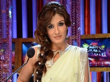 Raveena Tandon is the highest paid Bollywood actress on TV