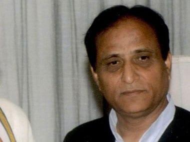 Azam Khan. AFP