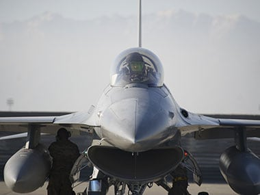 US lawmaker introduces bill to block sale of F-16s to Pakistan. AFP