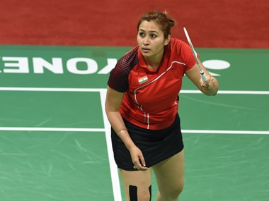 We are now getting the consistent support needed, says Jwala Gutta after training with specialist coach