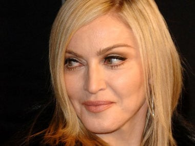 Madonna has been battling former husband Guy Ritchie for their son Rocco's custody. Getty Images