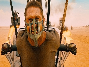 Mad Max: Fury Road owns technical awards; wins in seven categories