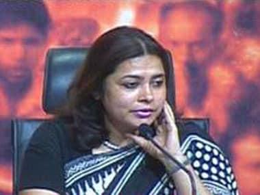 Meenakshi Lekhi. Ibnlive