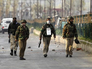 Six Kashmir militants wanted for Tangdhar army camp attack, arrested