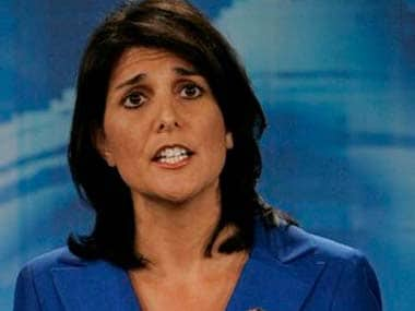 Smart decision: Nikki Haley rules out vice-presidential run because her plate is full