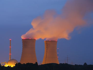 India plans to construct about 60 nuclear reactors