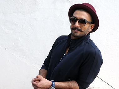 Pearly whites: Ranveer Singh is all set to be endorse a toothpaste brand