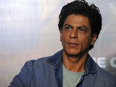 File image of Shah Rukh Khan. AFP