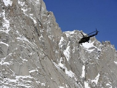 Ladakh avalanche: Two more bodies recovered, death toll rises to seven; search on for remaining three persons