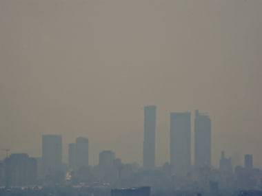 Mexico on air quality alert; president seeks tough measures to curb pollution