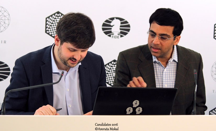 Karjakin wins Candidates title but playing with GMs half his age, Anand shows why he is still among world's best