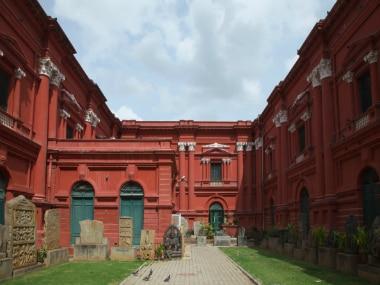The Venkatappa Art Gallery in Karnataka. Getty Images