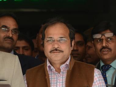 File image of Congress MLA Adhir Ranjan Chowdhary. AFP